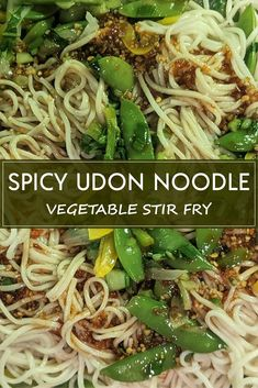 Healthy Eats, Healthy Recipes, Udon Noodles, Chili Garlic Sauce, Vegetable Stir Fry, Cheat Meal, Healthy Vegetables, Tossed, Candid