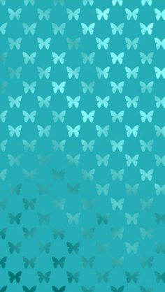 Free teal butterfly iphone wallpaper for iphone 5 and iphone 6 pretty phone wallpaper, teal Teal Wallpaper Iphone, Turquoise Wallpaper, Pretty Phone Wallpaper, Trendy Wallpaper, Cellphone Wallpaper, Cool Wallpaper, Pattern Wallpaper, Cute Wallpapers, Wallpaper Backgrounds