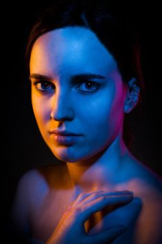 colored light source photography - Pesquisa Google