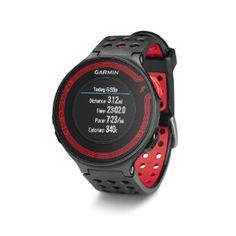 Garmin Forerunner 220 - Black/Red Bundle (Includes Heart Rate Monitor) Colorful Running Companion with Connected Features GPS running watch with high-resolution Running Gps, Running Watch, Car Tracking Device, Gps Tracking, Cross Training, Triathlon Watch, Triathlon Training, Best Fitness Watch, Heart Rate Monitor