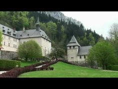 Grande Chartreuse Monastery (Carthusian Monks) - the most peaceful place I've ever visited