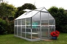 The new Grow Master Greenhouse from Greenhouse Stores is the ultimate polycarbonate greenhouse for gardeners and allotment keepers.  http://www.greenhousestores.co.uk/Grow-Master-8x6-Greenhouse.htm