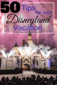 50 Spectacular Disneyland Tips Being a Walt Disney World veteran, planning a Disneyland trip was harder than I expected. Now