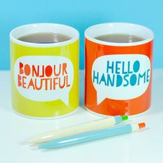 Are you interested in our Valentines Mug Set? With our Mug gift for Partner you need look no further.