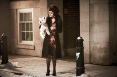 Helena Bonham Carter Stars In M&S Christmas Campaign (Vogue.com UK)
