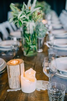 Wedding receptions and ceremonies are delightful moments at the Tailrace Centre. Marriage takes longer then a day to plan and we are here to help. Wedding Receptions, Event Styling, Lush, Centre, Marriage, Table Decorations, Green, Home Decor, Style
