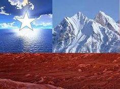 Resultado de imagen para bandera chilena