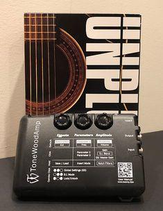 HONZ Tech ToneWood Amp for Acoustic Guitar   Reverb
