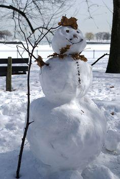 ...Happy Snowman.