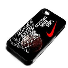 Basketball Never Stops Nike 2 iPhone Case And Samsung Galaxy Case available for iPhone Case iPad Case iPod Case Samsung Galaxy Case Galaxy Note Case HTC Case Blackberry Case,were ready for rubber and hard plastic material, Ready for the new one iPhone 6