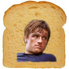 PEETA BREAD #hungergames