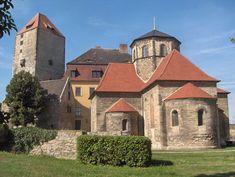 Burg Querfurt Castle - Germany