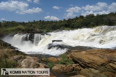 From the top of Murchison Falls! For more information on Uganda's National Parks and Reserves, please visit our website.