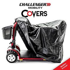 Challenger Mobility Cover  Heavy Duty Light Vinyl  Medium Scooter Size <3 This is an Amazon Associate's Pin. Click the image to find out more on Amazon website.