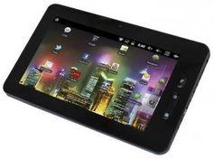 "Tablet Phaser Kinno 4GB Tela 7"" Android 4.4 Wi-Fi - Proc. Dual Core Câm. Frontal Estojo Mini Teclado"