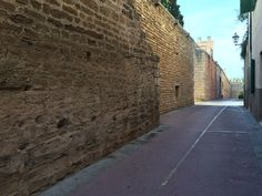 Alcudia wall