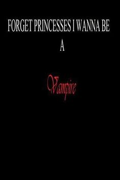 vampires !!