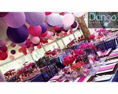 Foto: Dango Eventos  Ejemplo de decoración  #bodas #decoración