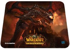 SteelSeries QcK Surface – World of Warcraft: « Blast Gifts