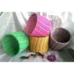 Rattan Basket, Throw Pillows, Cushions, Decorative Pillows, Decor Pillows, Scatter Cushions