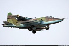Su-25   Picture of the Sukhoi Su-25 aircraft