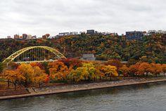 Autumn in Pittsburgh, Pennsylvania