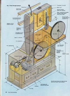 Need a bandsaw? Make it! - Fine Woodworking
