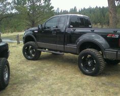 2005 ford f150 4x4 lifted - Google Search