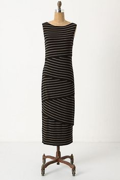 Layered Column Dress from Anthropologie please go on sale