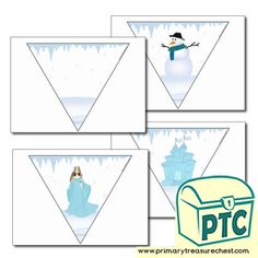 Snow Queen Role Play Resources - Winter Printables for a Foundation Phase / Early Years classroom - Primary Treasure Chest Teaching Activities, Teaching Ideas, Early Years Classroom, Crafts For Kids, Arts And Crafts, Snow Queen, Role Play, Winter Theme, Treasure Chest