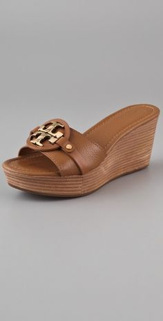 ab45c3cb2278d8 Tory Burch Patti 3 Mid Wedge Slide Wedge Sandals
