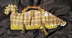 NEW-Cute-Handmade-Alligator-Handbag-Patchwork-Purse-women-039-s-or-girls