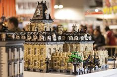 Lego Paris XIXe siècle