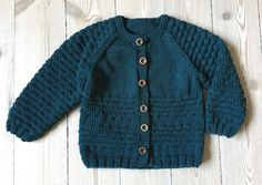 Baby Cardigan Knitting Pattern, Baby Knitting Patterns, Knitting Stitches, Baby Barn, Hand Work Embroidery, Raglan, Unisex Baby, Designer Baby, Kids And Parenting