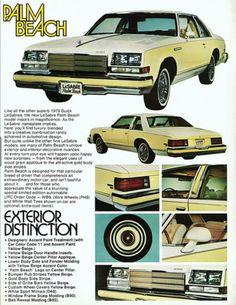 1979 Buick LeSabre Palm Beach L.E