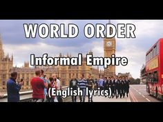 Pin 35, continued from pin 34. |  WORLD ORDER - Informal Empire (English lyrics)  | Pin time: 20160426 10:44 Taipei time.