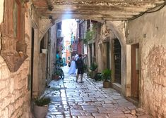 "Visit romantic Rovinj in Istria, Croatia - also called the ""Little Venice"" Istria Croatia, Oak Forest, My Road Trip, Venice Travel, Italian Language, Boat Dock, Bosnia And Herzegovina, Sandy Beaches, Dubrovnik"