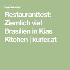Restauranttest: Ziemlich viel Brasilien in Kias Kitchen   kurier.at Restaurant, Brazilian Cuisine, Cake With Cream Cheese, Wine List, Caipirinha, Brazil, Diner Restaurant, Restaurants, Dining