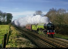 RailPictures.Net Photo: 60163 A1 Locomotive Trust Steam 4-6-2 at Crossgates, Leeds, West Yorkshire, United Kingdom by Steve Armitage