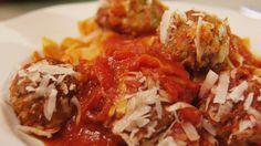 Pasta met meatballs | VTM Koken