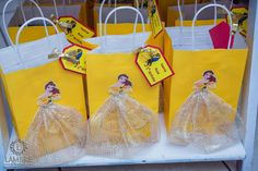 Belle / Beauty and the Beast Birthday Party Ideas | Photo 9 of 36