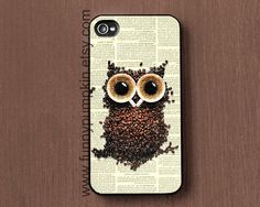 Hey, I found this really awesome Etsy listing at https://www.etsy.com/listing/164621286/coffee-owl-galaxy-s2-s3-s4-case-iphone