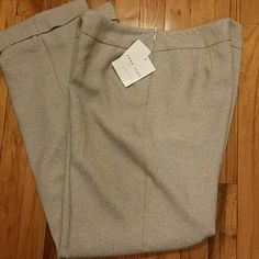 Casual pants Brand new never worn Emma Jean casual pants with cuff on bottom. Perfect for wearing to work or church Emma James Pants