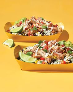 Pulled pork burrito bowls are better when you scoop every bite with Hy-Vee white corn restaurant-style tortilla chips. Healthy Pulled Pork, Pulled Pork Tacos, Pork Burritos, Food Dishes, Main Dishes, Mexican Style Corn, Tortilla Recipe, Tortilla Chips, Pork Casserole
