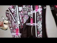 Jak wygląda plecak NUN 201? zobacz wideo i przekonaj się, że plecaki Topgal są funkcjonalne i bezpieczne :-)
