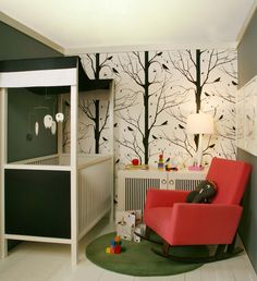 Contemporary Wall Decorating Design Ideas Pictures