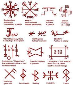 Bildergebnis für nordische schutzsymbole