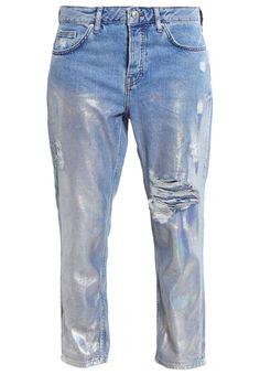 Topshop HAYDEN Jeans Relaxed Fit bleach Bekleidung bei Zalando.de | Material Oberstoff: 60% Baumwolle, 40% Lyocell | Bekleidung jetzt versandkostenfrei bei Zalando.de bestellen!