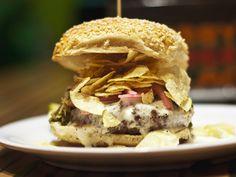 Reality Check: Bobby Flay's Green Chile Cheeseburger