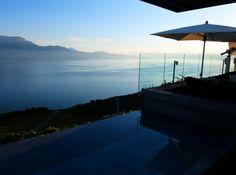 I love travellingLe Deck à Chexbres, une terrasse au milieu des vignes - I love travelling
